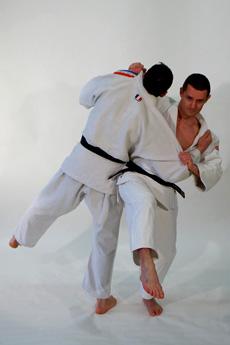 Le judo en image