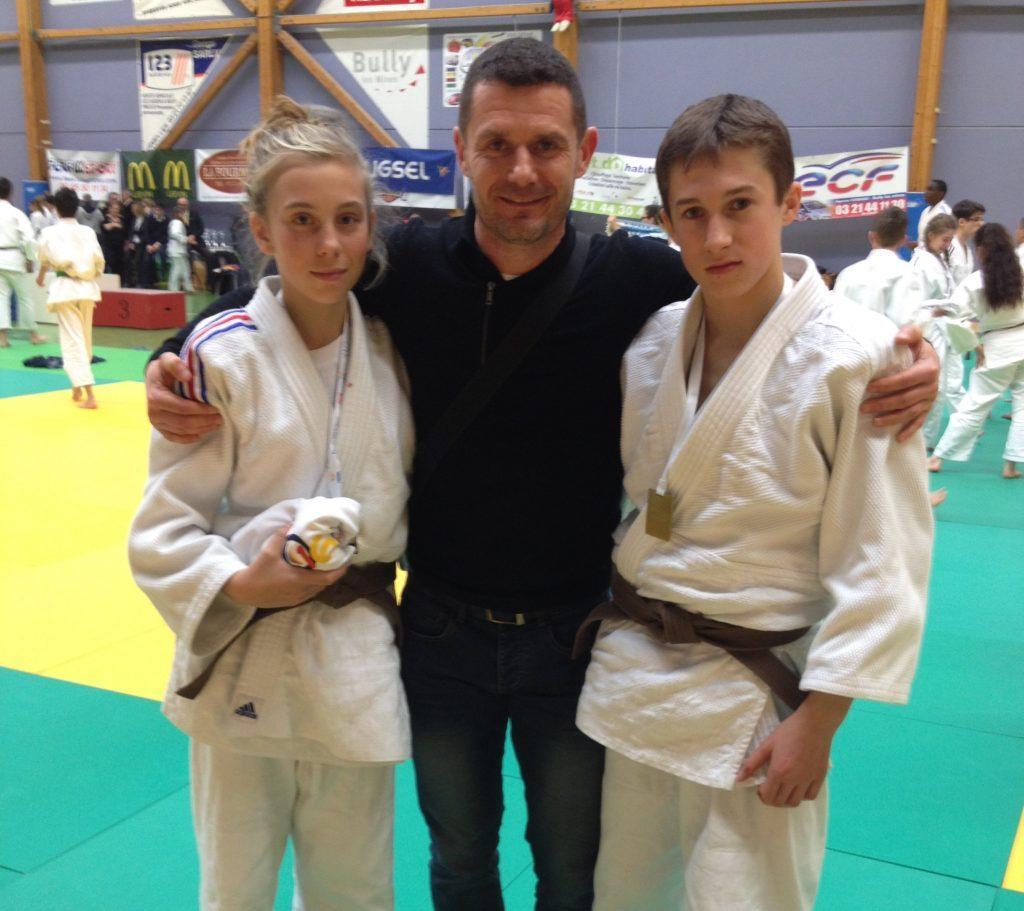 Championnat de France Scolaire UGSEL: L'or et le bronze