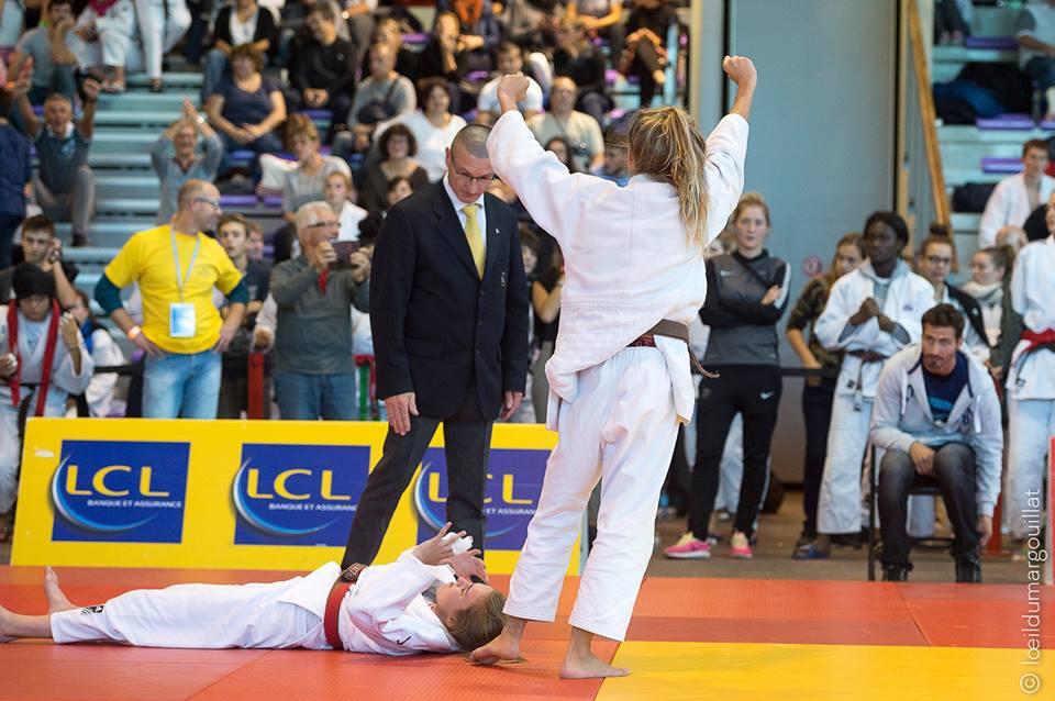 Marguerite Dupond remporte la Coupe de France Cadette !!!