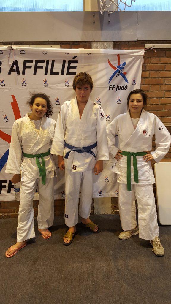 24ème Challenge E.VANACKER: Iris Club de Croix Judo 1er !