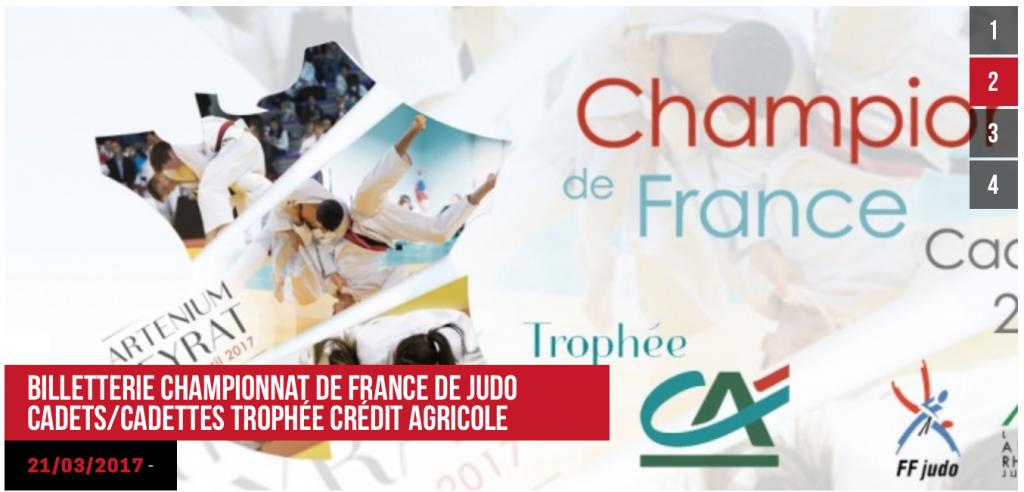 Championnat de France Cadette: Parcours mitigé