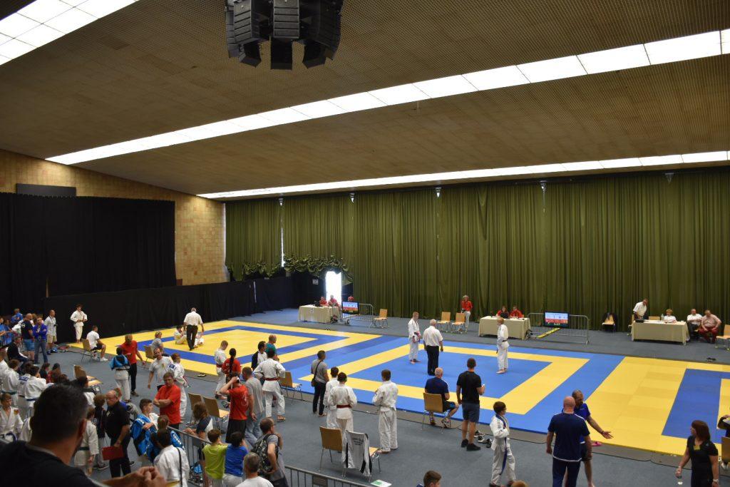 Tournoi international de Differdange (Luxembourg)