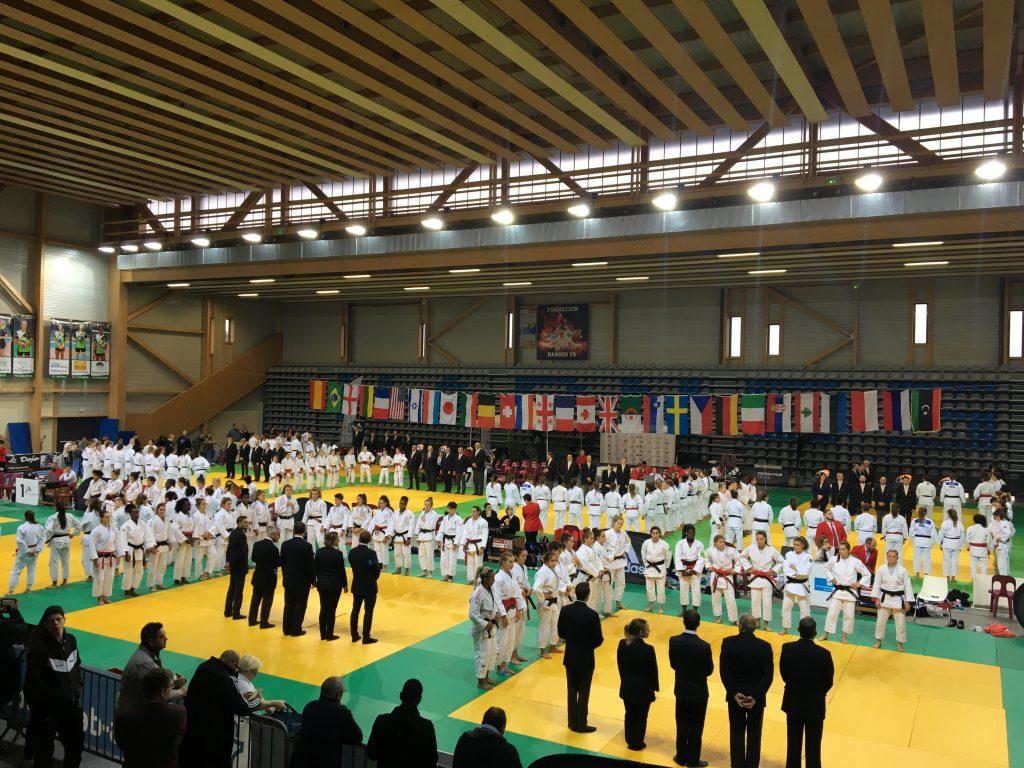 Tournoi international de Harnes
