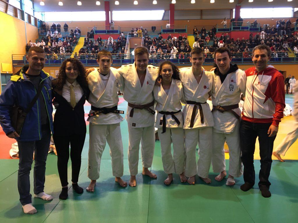 Maxime Derossi Champion du Nord Cadet et Alexis Plaquet médaillé de bronze !!!