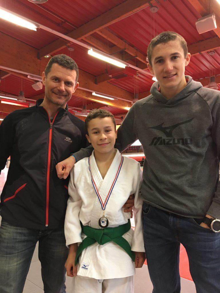 Oscar Derossi vice champion du Nord !