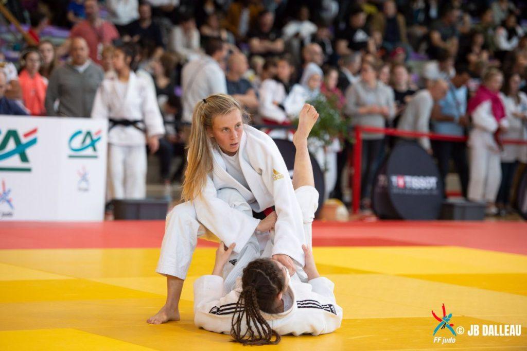 Championnat de France Cadets/Cadettes: Marguerite dans le top 16