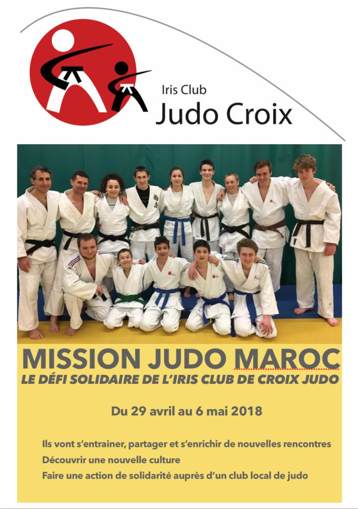 MISSION JUDO MAROC