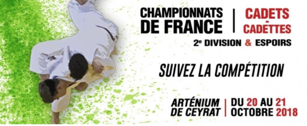 Championnat de France Cadet 2ème division
