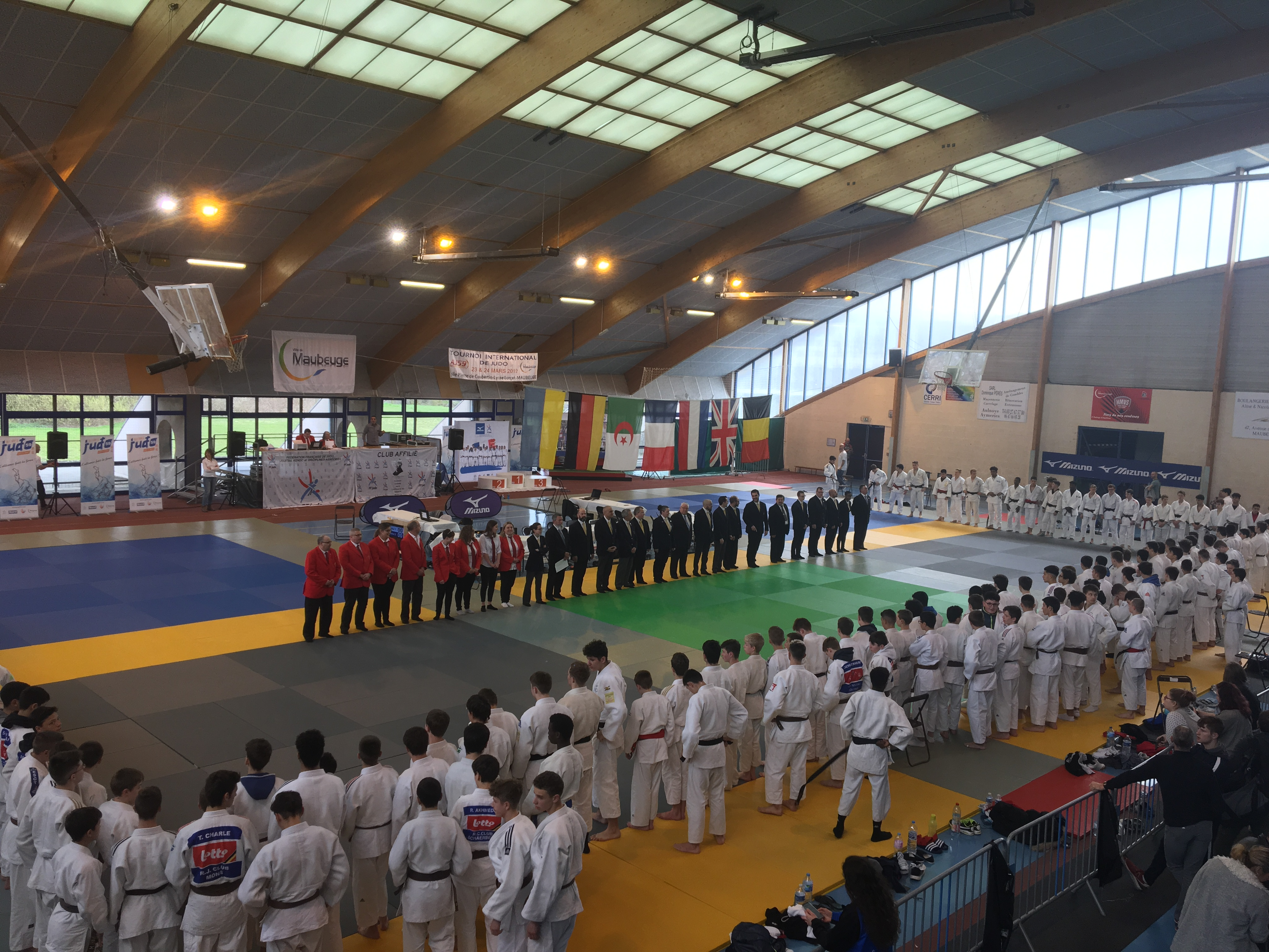Tournoi international de Maubeuge: Belle performance de Mathis Bouchez