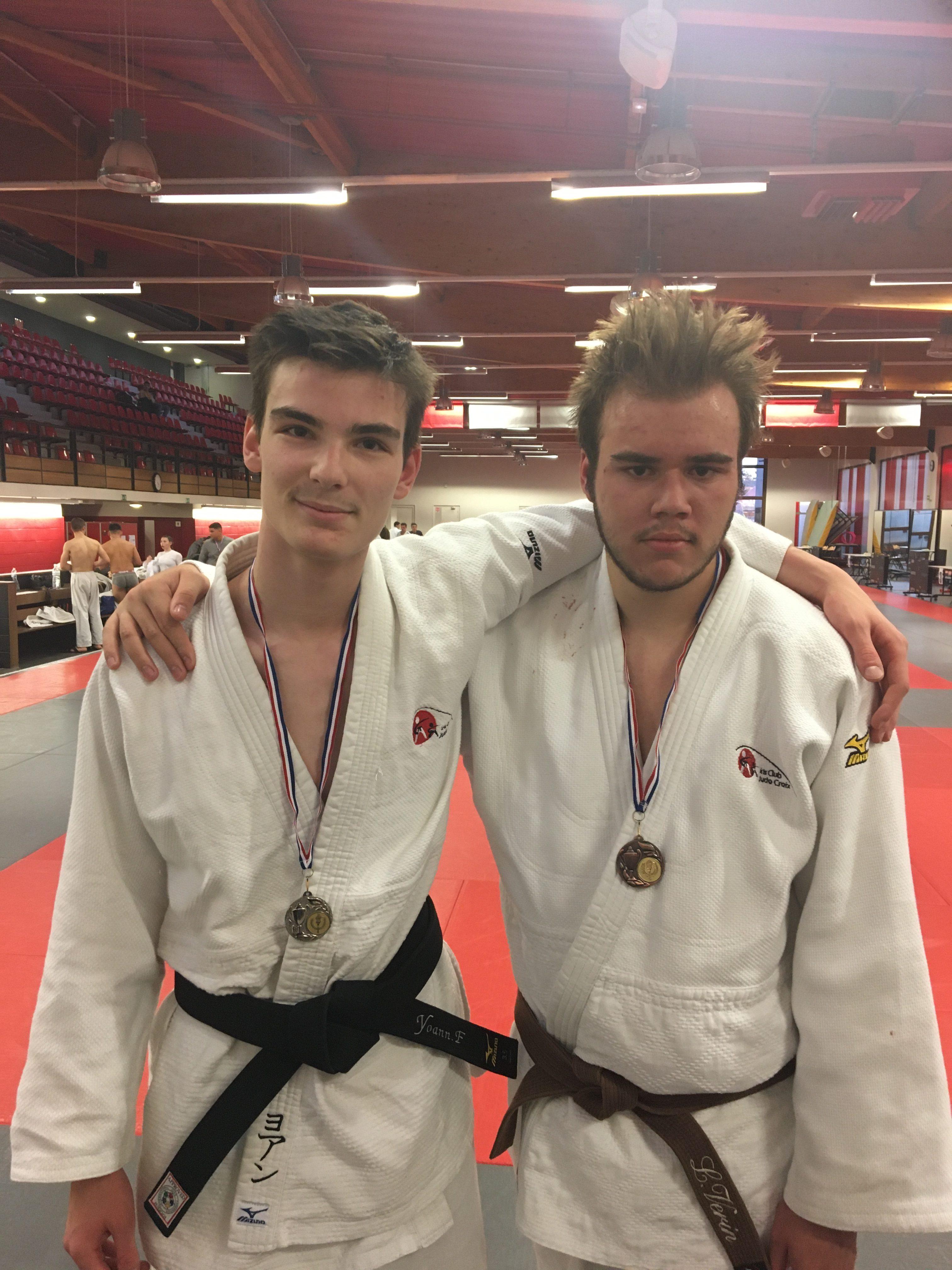 Championnat Régional UGSEL: Yoan Faivre Champion !
