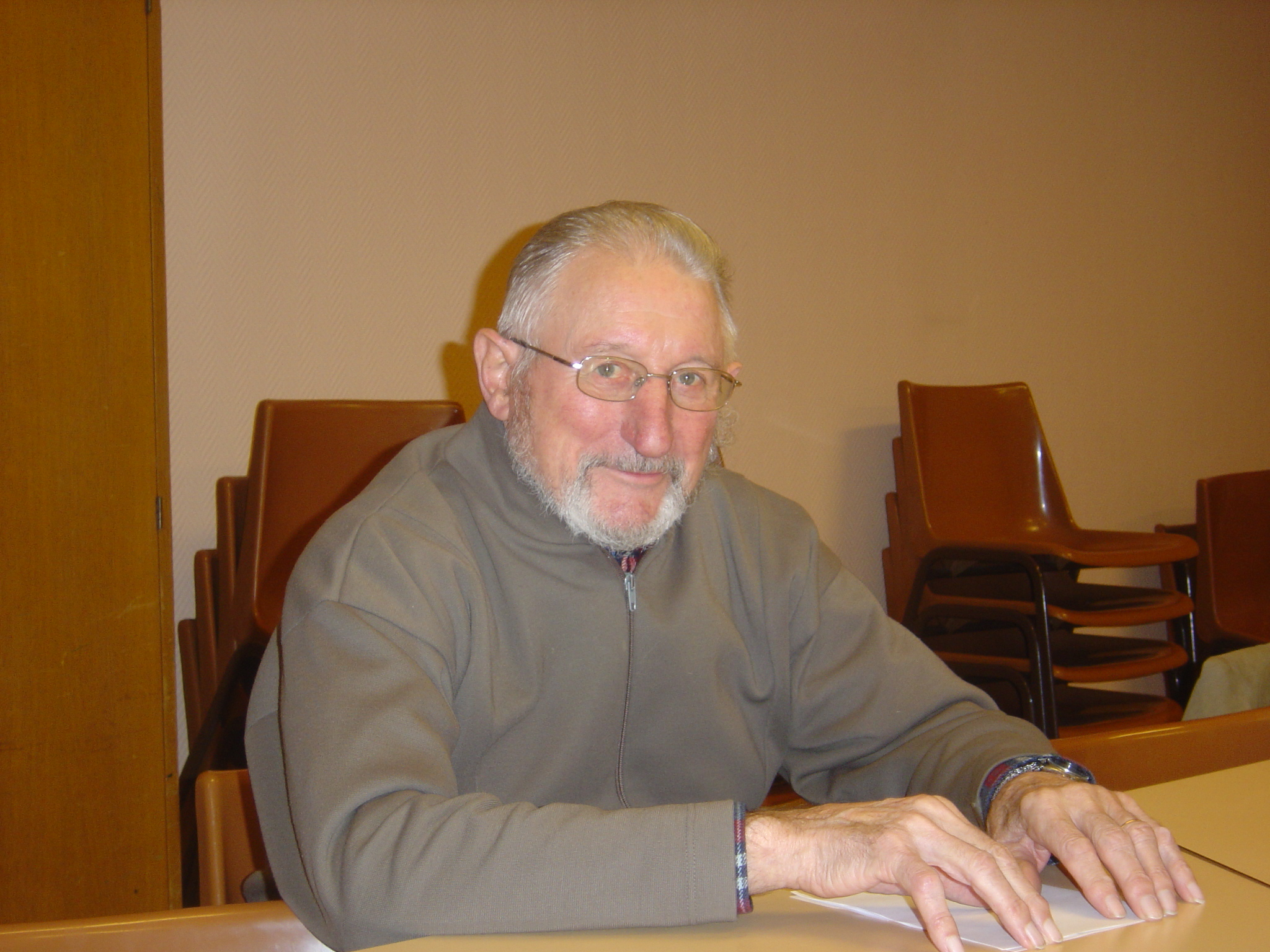 Hommage à Etienne VANACKER